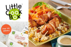 Little Cook Box - Children's Meal Box Kits