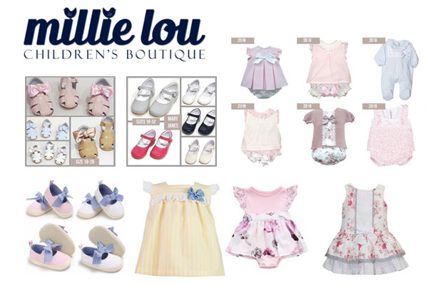 Millie Lou Childrens Boutique