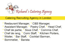 Richard's Catering Agency - Catering Recruiting Agencies in London, England