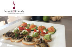 Bennett and Friends - Caterer in Folkestone, Kent