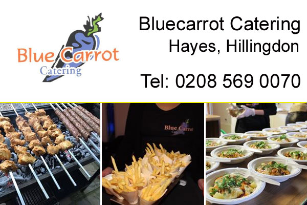 Blue Carrot Catering Hillingdon