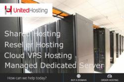 UnitedHosting - Managed VPS Hosting UK
