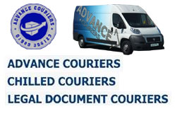 Advance Couriers UK Ltd