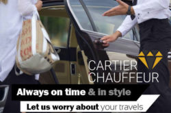 Cartier Chauffeur London