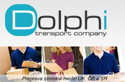 Dolphi Couriers Ltd London - Parcel Delivery Between GB, CZE and SVK