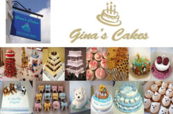 Gina's Cakes Ltd - Ginas Cakes West London W12