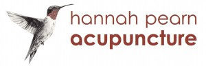 Hannah pearn Acupuncture