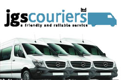JGS Sameday Couriers Ltd - JGS Couriers Ltd Worcester UK Courier Service