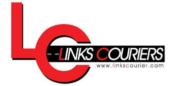 Links Couriers Logo