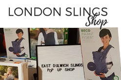 London Slings Shop - Slings & Carriers Hire, Advice and Shop