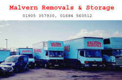 Malvern Removals Storage Worcester UK