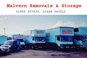 Malvern Removals Storage Worcester UK
