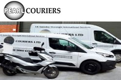 Pearl Couriers Ltd London - Same Day Motorcycle Courier London N7 9DP