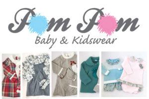Pom Pom Baby & Kidswear - Bromley, Kent