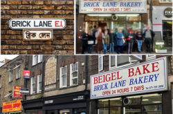 brick lane beigel shop