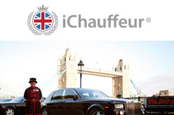 iChauffeur - Luxury Chauffeur Driven Car Hire Services in London, UK