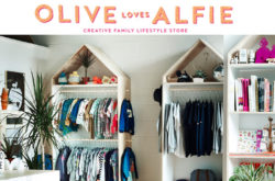 Olive Loves Alfie - Baby & Children's Clothing Store in Stoke Newington London N16