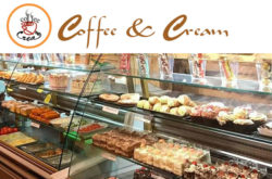 Coffee and Cream London - 750 Romford Road, London, E12 6BU