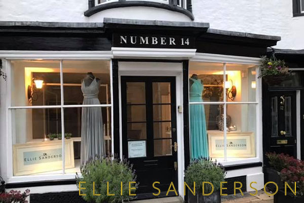 Ellie Sanderson Bridal Oxford