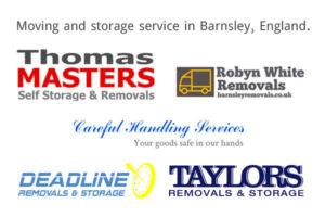 Moving Companies Barnsley