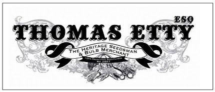 Thomas Etty Seeds