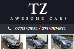 TZ Awesome Cars - Second Hand Car Dealer in Wandsworth