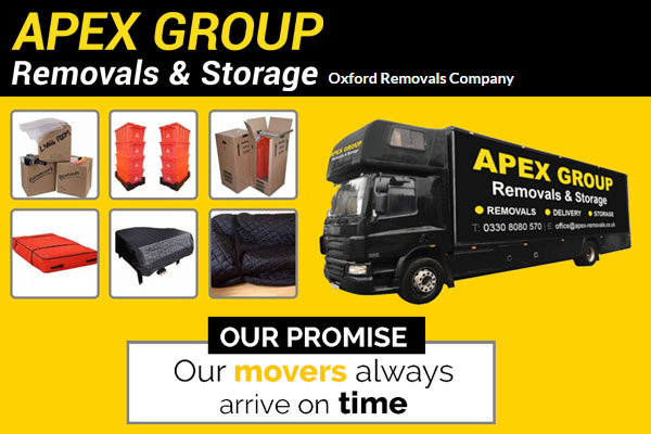 Apex Removals Oxford