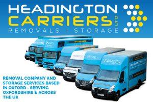 Headington Carriers Ltd Oxford