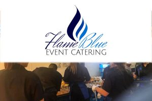 flame blue catering surrey