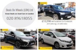 Deals On Wheels LDN Ltd - Used Car Dealer High Street, London NW10 4TE, England, UK
