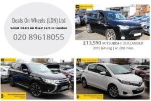 Deals On Wheels UK