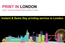 Print in London - Business Card Printing London Same Day