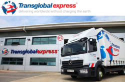 Transglobal Express Ltd - Cheap Online Door-to-door Parcel Delivery Service
