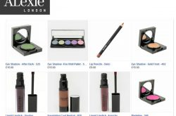 ALexie London Cosmetics - British Brand Cosmetics Online