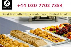 Smith's Catering London - Corporate & Private Event, Wedding Catering London