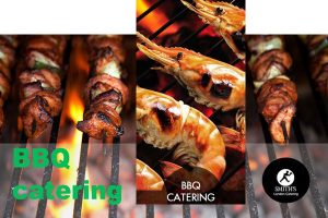Smiths Catering London - BBQ Catering