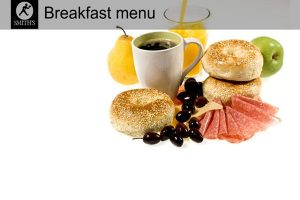 Smiths Catering London -Breakfast Catering