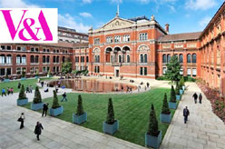 V&A - Victoria and Albert Museum London