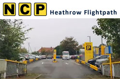 NCP Heathrow Flightpath
