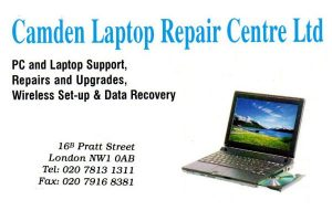 Camden Laptop Repair Center Ltd