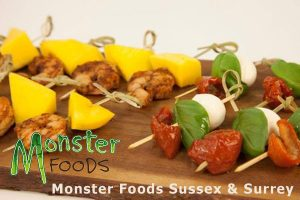 Monster Foods Surrey UK