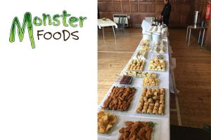 Monster Foods Sussex Surrey