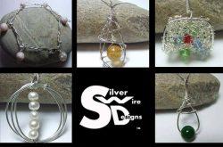 Silver Wire Designs Handmade Jewellery