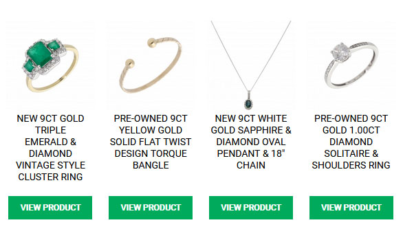 William May jewellery