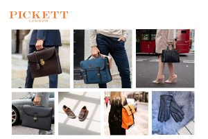 Pickett London Leather