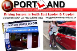 Portland Driving School South Norwood