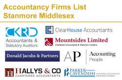 Accountancy Firms List Stanmore Middlesex