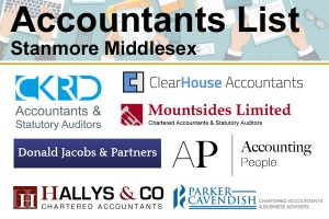 Accountants In Stanmore Middlesex