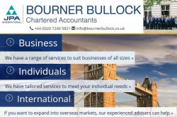 Bourner Bullock Accountant London