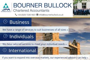 Bourner Bullock Accountant London